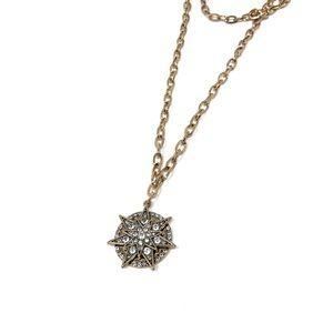 BaubleBar Jewelry - 4/$25 • Sugarfix BaubleBar Star Necklace Gold Tone
